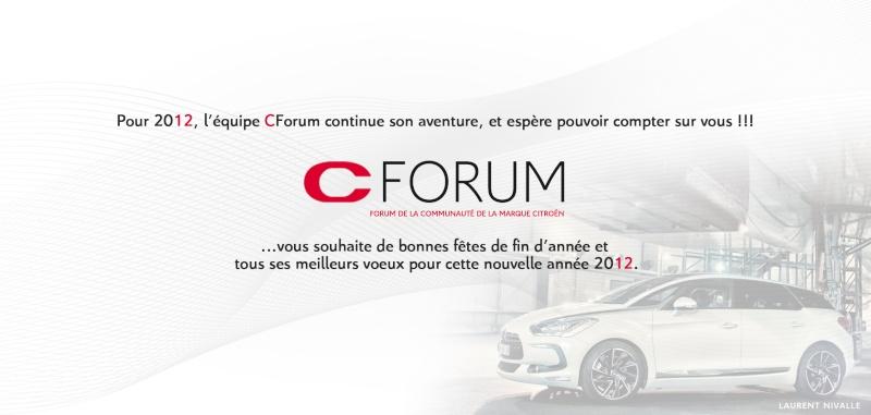 [VOEUX 2012] Nouvel an de Citroën dans le monde... B10