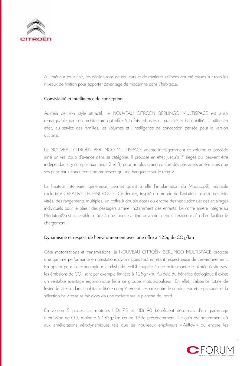 [FACELIFT 2012] Citroën Berlingo [B09] - Page 2 Cp_ber12