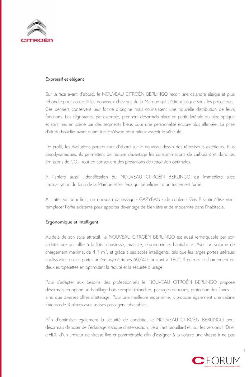 [FACELIFT 2012] Citroën Berlingo [B09] - Page 2 Cp_ber19