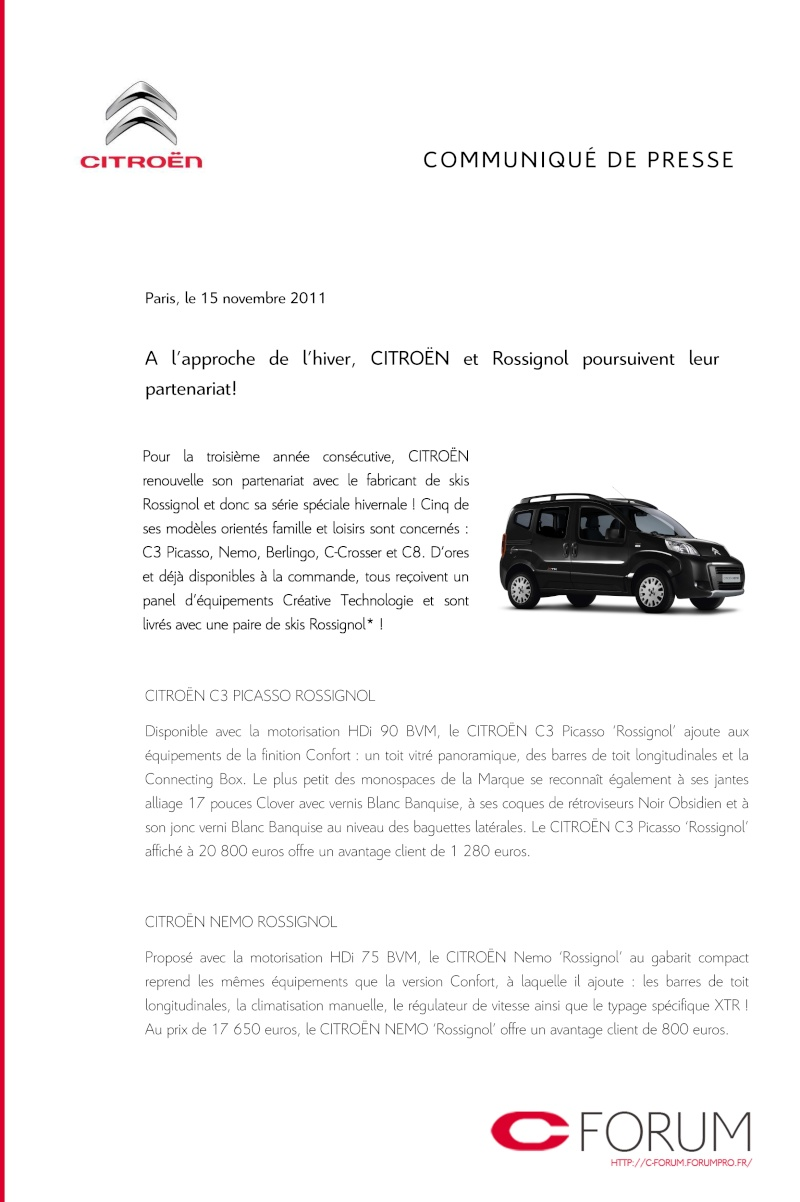 [INFORMATION] Citroën Europe - Les News - Page 3 Cp_cit13