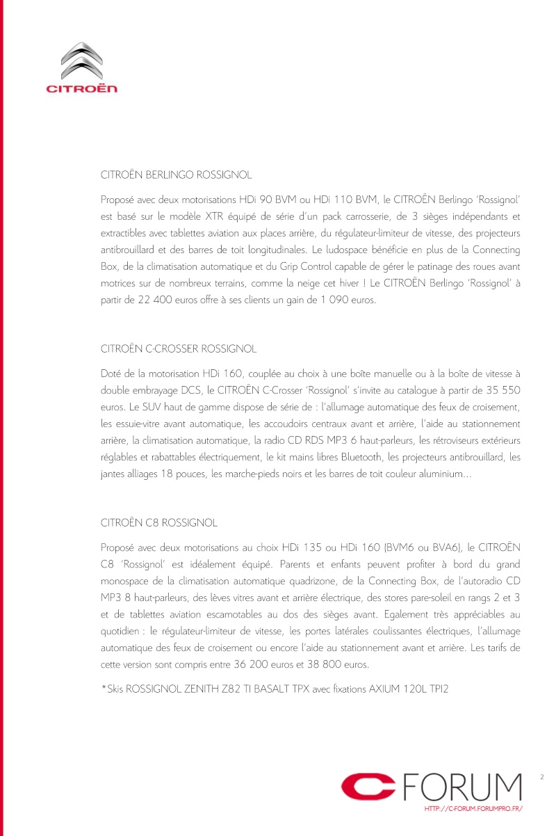 [INFORMATION] Citroën Europe - Les News - Page 3 Cp_cit14