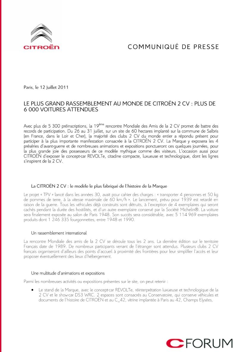[EVENEMENT] 19ème rencontre Mondiale Amis 2CV - Salbris Cprass11
