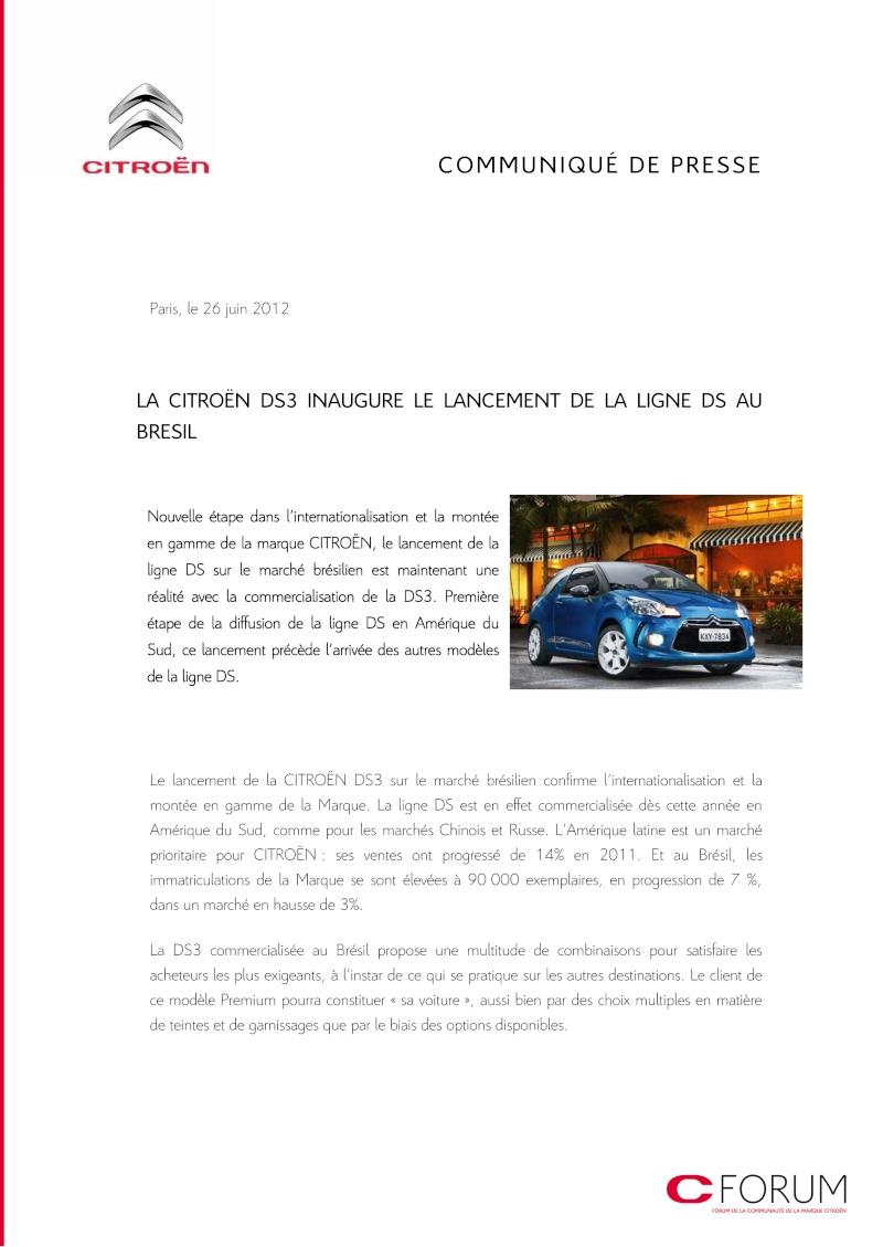 [INFORMATION] Citroën/DS Amérique Latine - Les News - Page 6 Lancem11