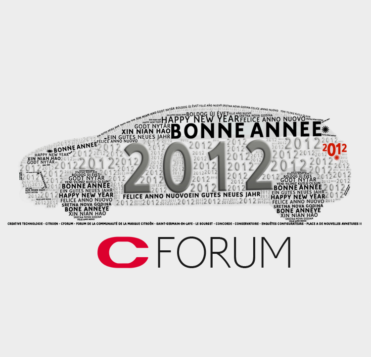 [VOEUX 2012] Nouvel an de Citroën dans le monde... Logo4b11