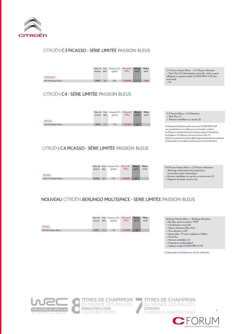 [ACTUALITE] Les promotions de Citroën - Page 4 Passio12