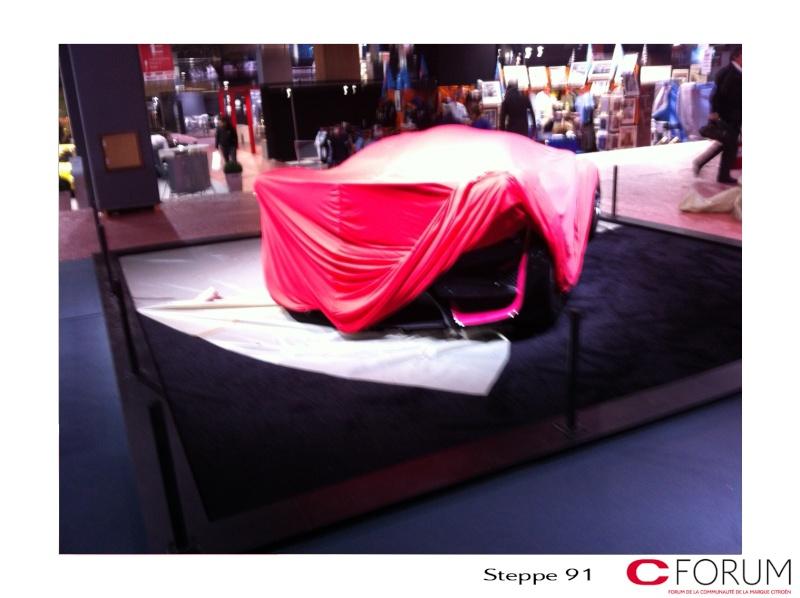 [SALON] Retromobile 2012 Photo124