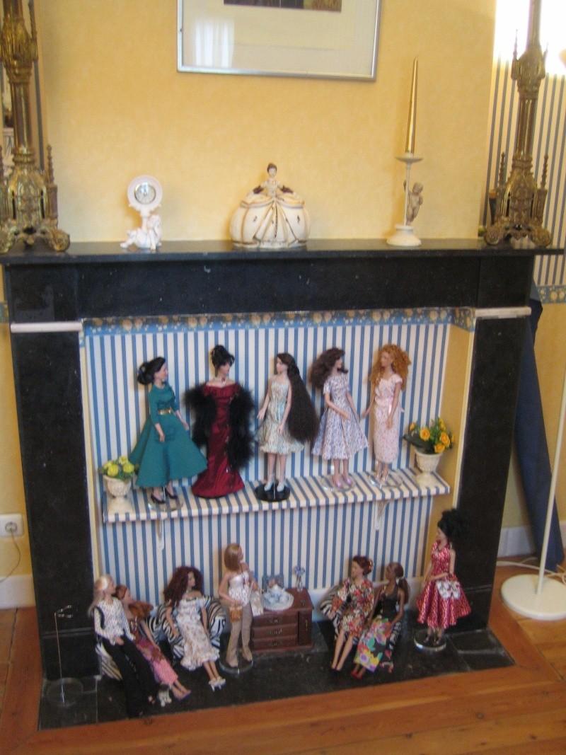 La famille qui vit dans une cheminée Photo_66