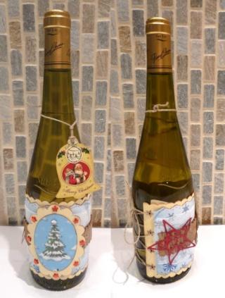 Habiller vos bouteilles - 12 décembre Catla13