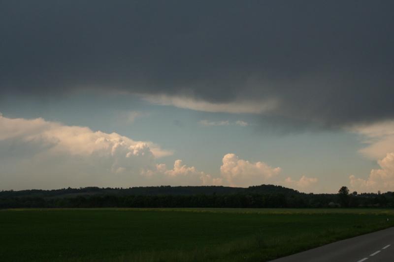 a la poursuite des orages Orage110