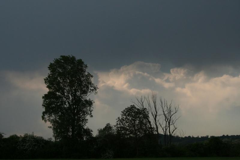a la poursuite des orages Orage210