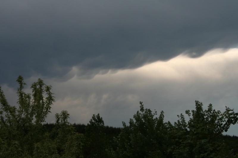 a la poursuite des orages Orage310