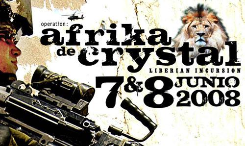 Operación : AFRIKA DE CRYSTAL Liberian Incursion 23-asb10