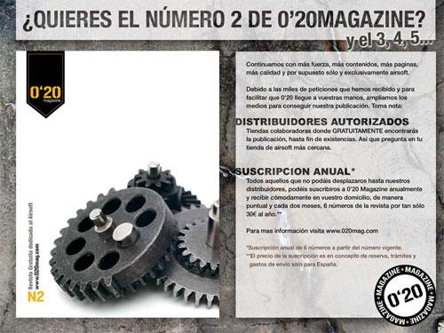 0,20 Magazine nº2 9-020m10