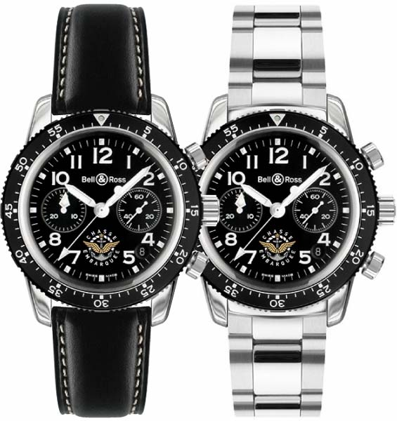 Bell and Ross ''chasse embarquée'' pour un 47e anniversaire 2175510