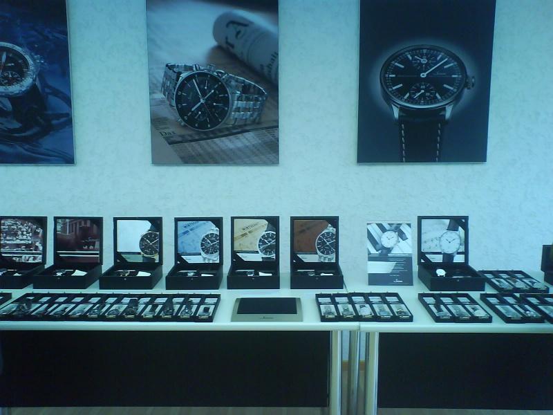 visite manufacture sinn - Visite chez Sinn Frankfurt am Main Dsc00011