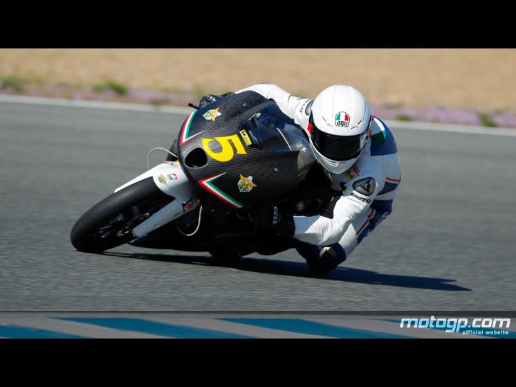 test Jerez moto2/3  Romano10
