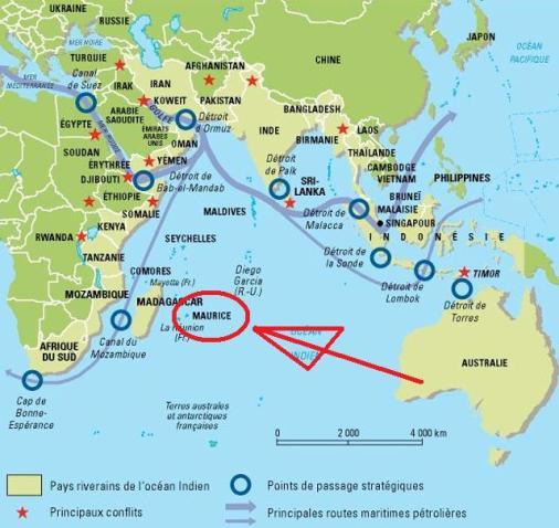 جزيرة موريس بلد الطبيعة Indien11