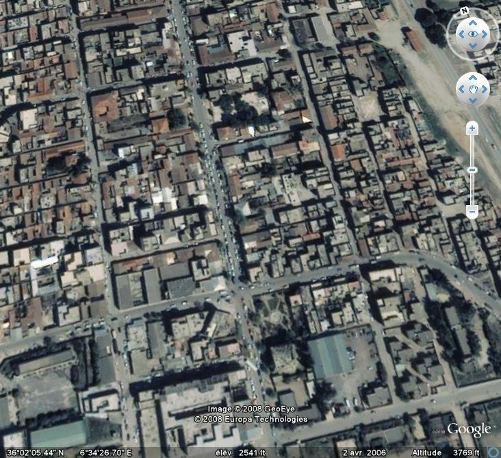 des photos  d'ain mlila a partir google earth version 2008 D11