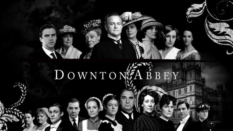 Downton Abbey [série] A2680