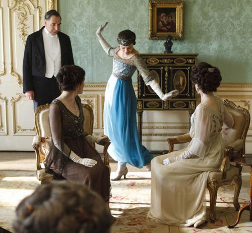 Downton Abbey [série] A2682