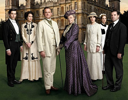 Downton Abbey [série] A2683