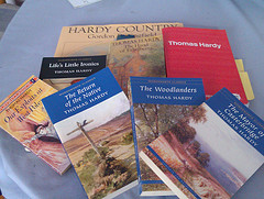 Lecture en commun - Thomas Hardy A3755