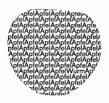 Poésie, typographie et graphisme (poésie graphique) A3920