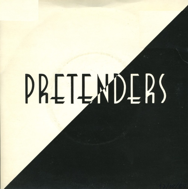 (The) Pretenders A792