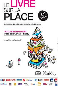 Le livre sur place, Nancy A936
