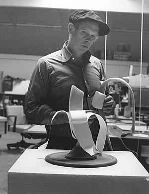 Claes Oldenburg [Sculpteur] Claes-10