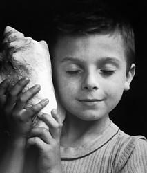 Edouard Boubat [Photographe] Enfant10