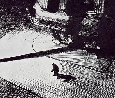 Edward Hopper [Peintre] Etch_h10