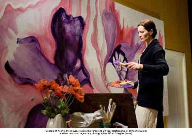 Georgia O'Keeffe [peintre] F26