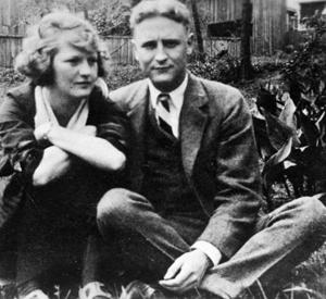 Francis Scott et Zelda Fitzgerald Fitzge10