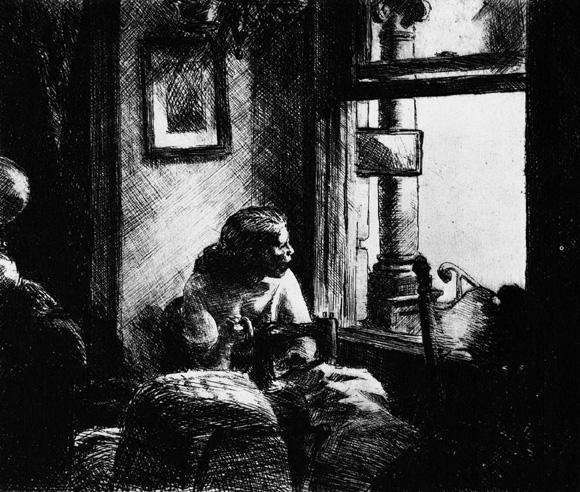 Edward Hopper [Peintre] Hopper13