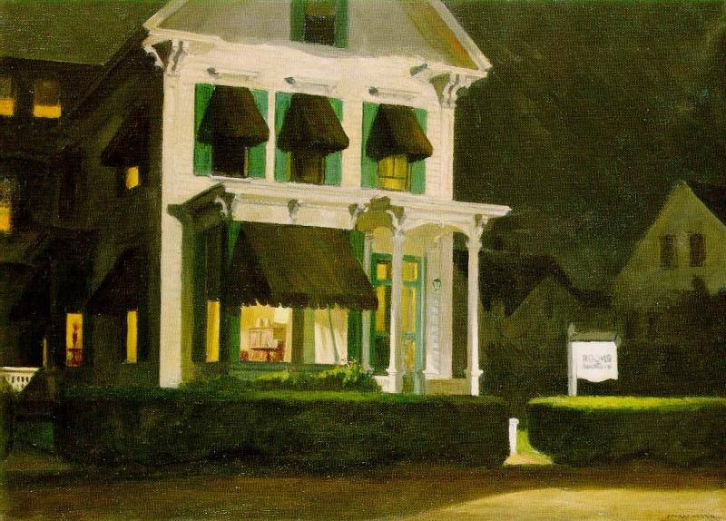 Edward Hopper [Peintre] - Page 2 Hopper16