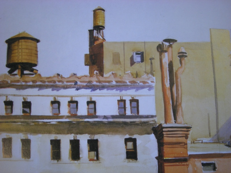 Edward Hopper [Peintre] - Page 2 Hopper24