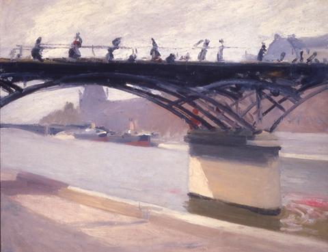 Edward Hopper [Peintre] - Page 2 Le-pon10