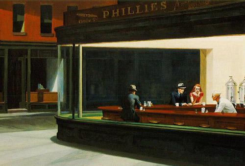 Edward Hopper [Peintre] Nighth10