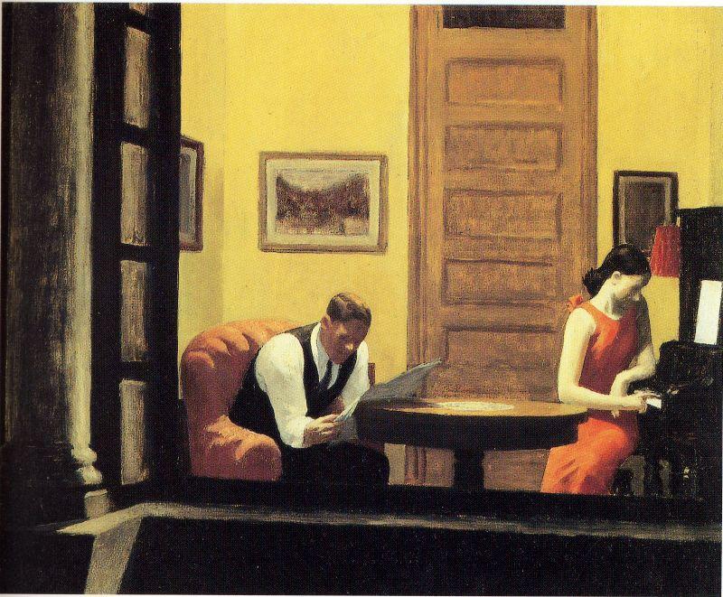 Edward Hopper [Peintre] - Page 2 Room_i10