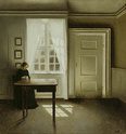 hammershoi - Vilhelm Hammershoi [Peintre] 06070510