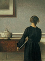 hammershoi - Vilhelm Hammershoi [Peintre] 47504910