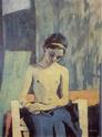 felice casorati - Felice Casorati [peintre] A1911