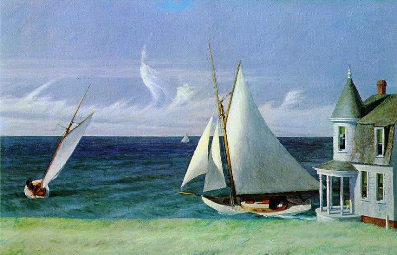 Edward Hopper [Peintre] - Page 2 The_le10