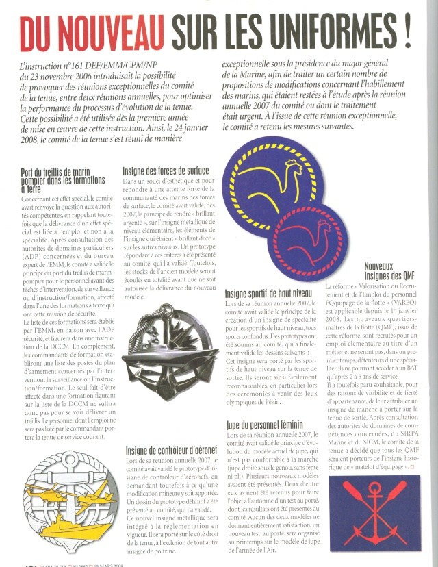 [ Logos - Tapes - Insignes ] Insignes de spécialités dans la Marine Aa113