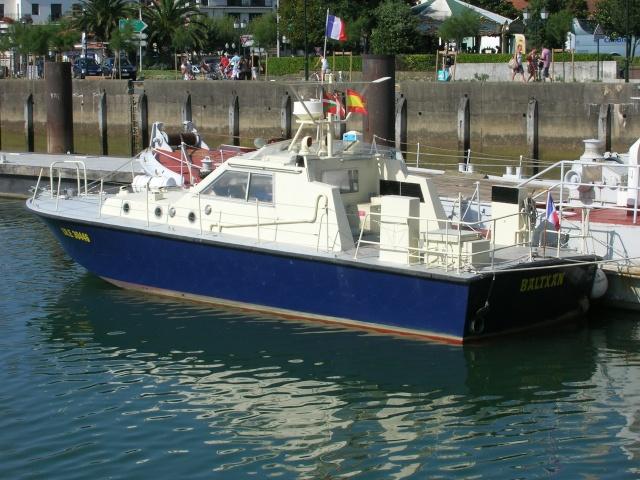 [ Divers Gendarmerie Maritime ] Reconversion des P.775 Stellis et P. 776 Sténia Dscn3510