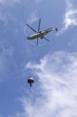 [Aéronavale divers] SUPER FRELON - Page 5 Helitr10