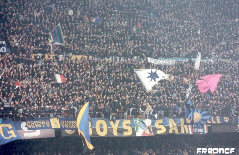 derby italiens In-mi916