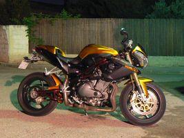 canneton et sa café racer 2007 P1060210