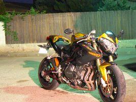 canneton et sa café racer 2007 P1060214